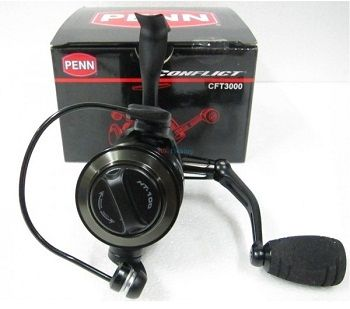 Penn Conflict Spinning Reel CFT3000 5