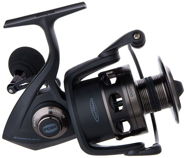 Penn Conflict Spinning Reel CFT6000 3