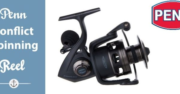 Penn Conflict Spinning Reel CFT6000 Review | Reel Chase