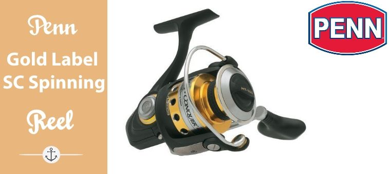 Penn Gold Label Series Conquer Spinning Reel Review