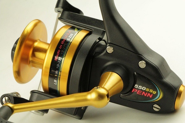 Penn SS Metal Series Spinfisher Spinning Reel 3