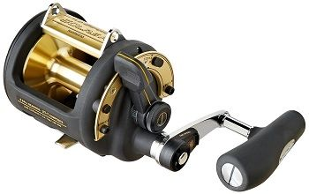 Shimano TLD 2 Speed Conventional Reel 1