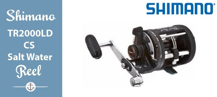 Shimano TR2000LD Charter Special Salt Water Reel Levelwind