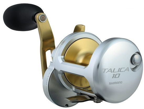 Shimano Talica II Lever drag 2 Speed Big Game Reel 3