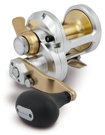 Shimano Talica II Lever drag 2 Speed Big Game Reel 4