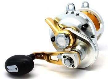 Shimano Talica II Lever drag 2 Speed Big Game Reel 5