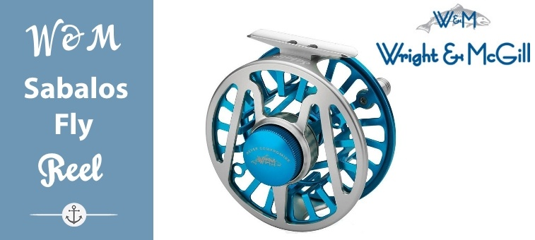 Wright McGill Sabalos Fly Reel