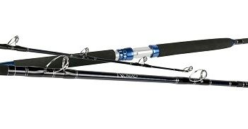 Okuma NOMAD Travel Casting Rod (15 40 Lbs, 7 Feet, Medium Light) 7