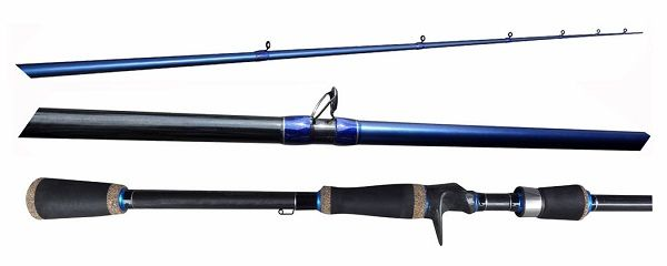 Okuma Scott Martin Concept TCS Technique Specific Rods