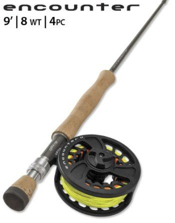 Orvis Encounter Fly Rod Outfit 1