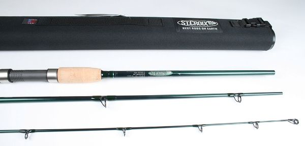 St.Croix Tidemaster Inshore Spinning Travel Rod 3