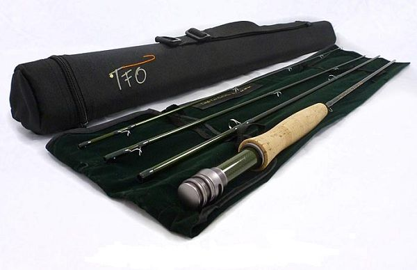 TFO BVK Series Fly Fishing Rods 3