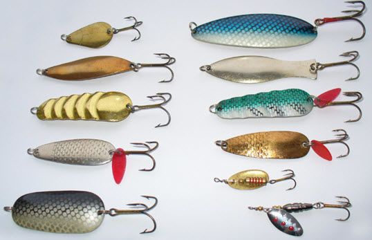 What Are the Best Trout lures