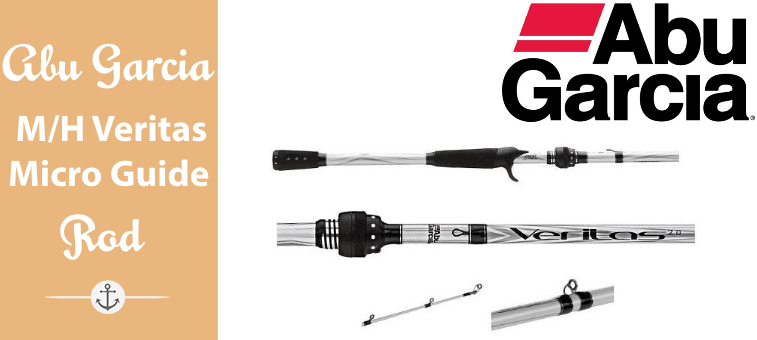 Abu Garcia Medium-Heavy Veritas Micro Guide Featured
