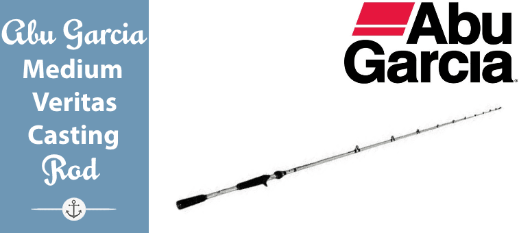 Abu Garcia Medium Veritas Casting Rod Featured