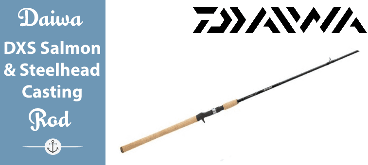 DAIWA DXS Salmon and Steelhead Casting Rod Featured
