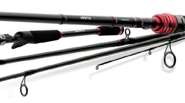 Daiwa Ardito TR Heavy Travel Trigger Rod 3 Pcs Medium7 3