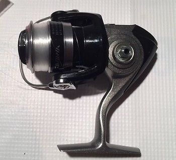 Daiwa Mini System Minispin Ultralight Spinning Reel and Rod Combo 5