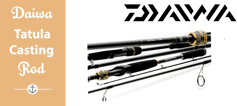 Daiwa Tatula Casting Rod Featured