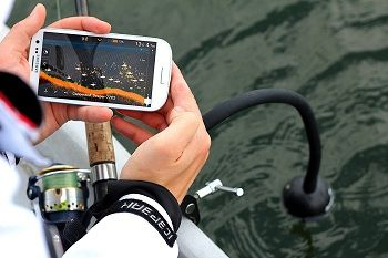 Deeper Smart Sonar iPhone iOS and Android Smatphone and Tablet Compatible 4