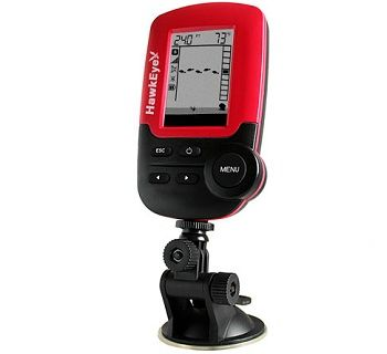 HawkEye FT1PXC Fishtrax Fish Finder with HD Color Virtuview Display 4