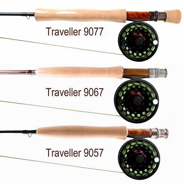 Maxcatch 7 pc Fly Rod IM10 CTRFFCT 3