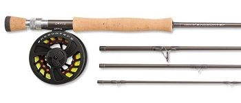 Orvis Encounter 6 weight 9.6 Fly Rod Outfit 2