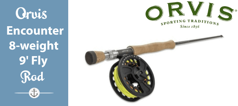 Orvis Encounter 8-weight 9 ft Fly Rod Outfit Featured