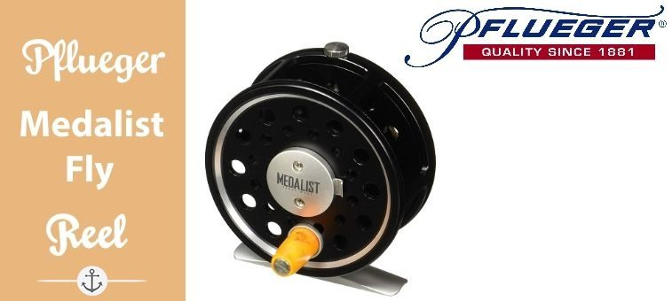 Pflueger-Medalist Fly Reel Featured