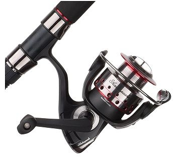 Shakespeare Ugly Stik GX2 Spinning Fishing Combo 5