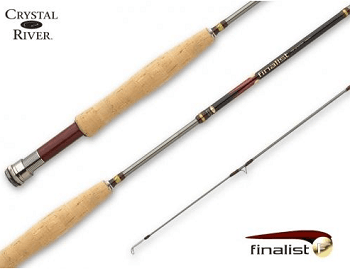 South Bend Finalist Fly Rod 8.5 Ft 4