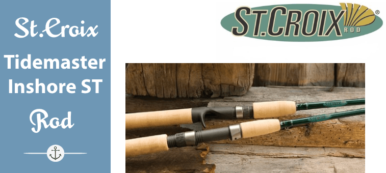 St.Croix-Tidemaster-Inshore-Spinning Travel Rod Featured