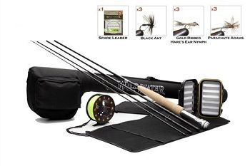 Wild Water Fly Fishing Complete 5-6 Starter Package 1