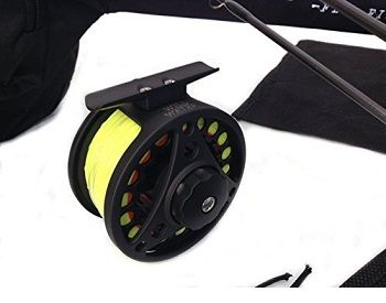 Wild Water Fly Fishing Complete 5-6 Starter Package 5