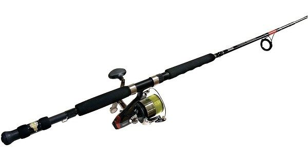 Zebco 7-foot Hawg Seeker Spinning Reel Fishing Combo Review