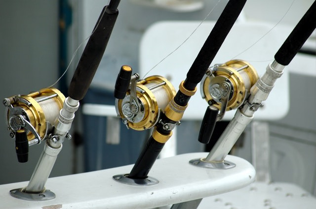how to set up a spinning reel