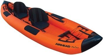 AIRHEAD AHTK-2 Montana Performance 2 Person Kayak 1