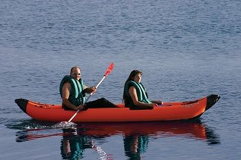 AIRHEAD AHTK-2 Montana Performance 2 Person Kayak 2
