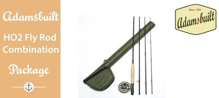 Adamsbuilt HO2 Fly Rod Combination Package featured