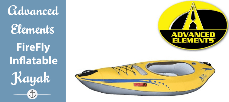 Advanced Elements FireFly Inflatable Kayak Featured