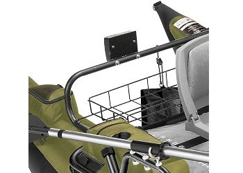 Classic Accessories Colorado Inflatable Pontoon Boat With Motor Mount 2