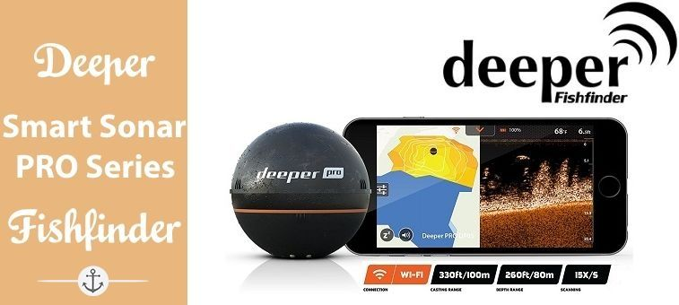 Deeper-Smart Sonar PRO Series Featured