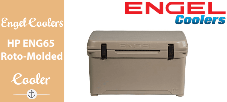 Engel Coolers High Performance ENG65 Roto-Molded Cooler Featured