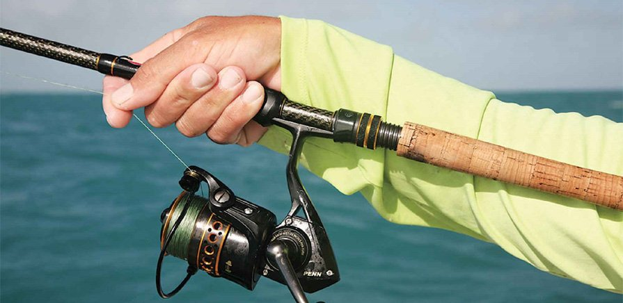 Fishing With, And Maintaining A Spinning Reel How To Cast A Spinning Reel Featured