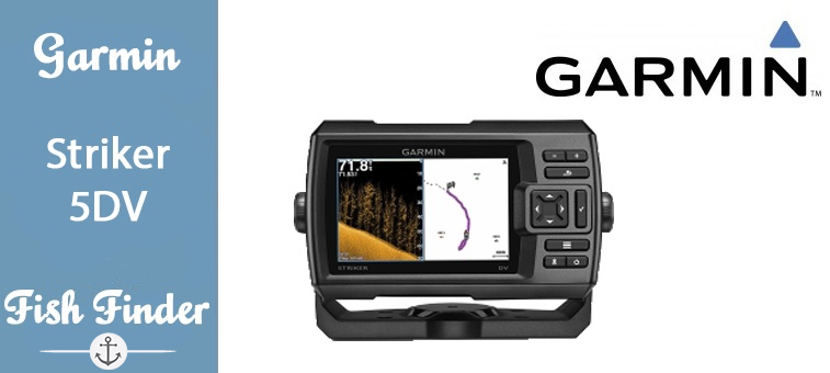 Garmin Striker 5DV Featured