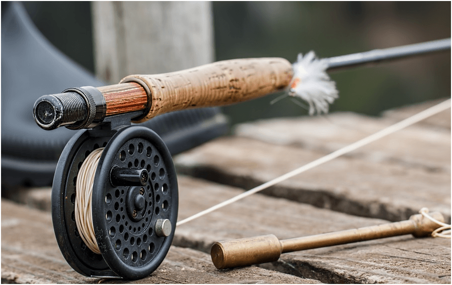 How To Spool A Spinning Reel Properly 2