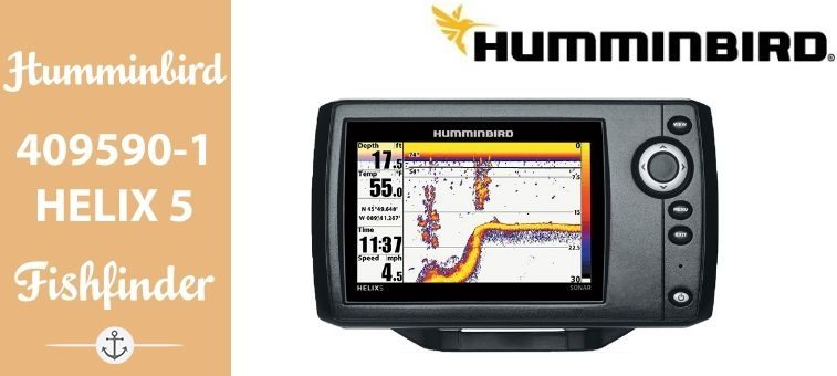 Humminbird-409590 1 HELIX 5 Fish Finder Featured