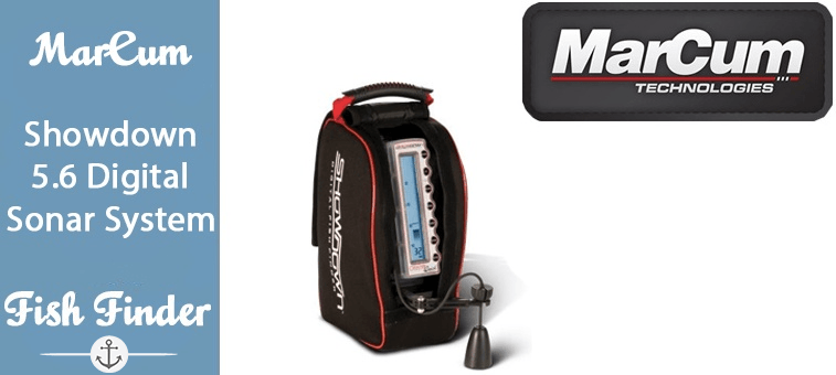 MarCum Showdown 5.6 Digital Sonar System Review