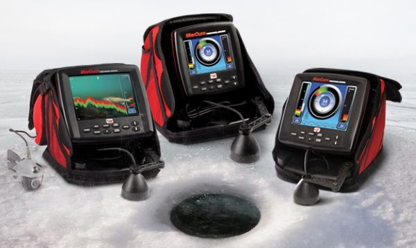 Marcum LX-7 Ice Fishing Sonar System 3