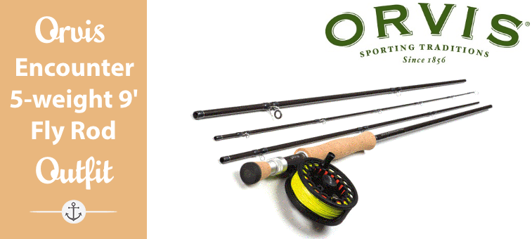 Orvis-Encounter-8-weight-9 Fly Rod Outfit Featured